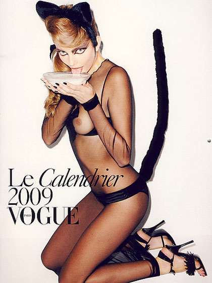 Vogue Paris 2009
