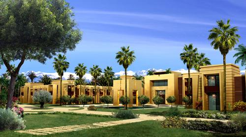 The Six Senses Spa at The Baglioni Marrakech