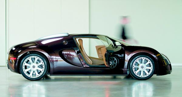 Bugatti Veyron Fbg by Hermes
