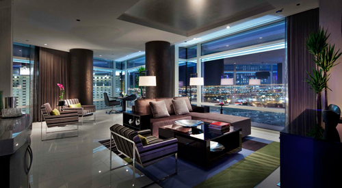 ARIA Resort & Casino Suite