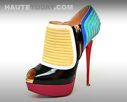 Our pick from Louboutin's S/S 2011 Collection
