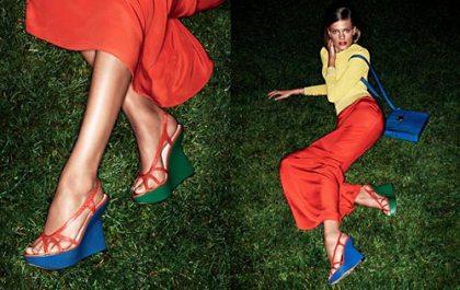 Bally S/S 2011 Ad Campaign