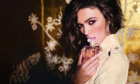 keira knightley chanel. Keira Knightley: Chanel