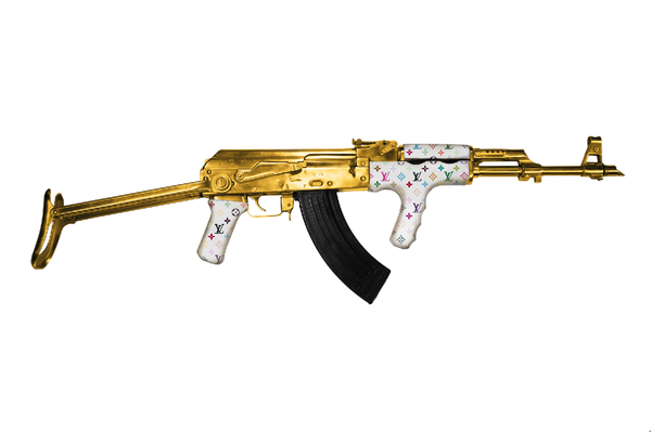 LOUIS VUITTON AK-47