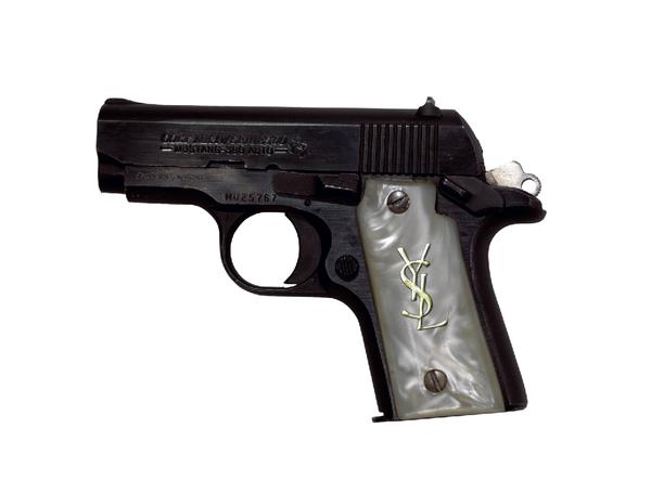 YVES SAINT LAURENT 380 Handgun