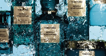 Tom Ford Neroli Portofino Beauty Campaign