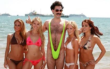 Borat's mankini