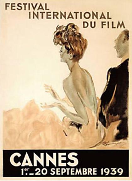 Vintage 1939 Poster