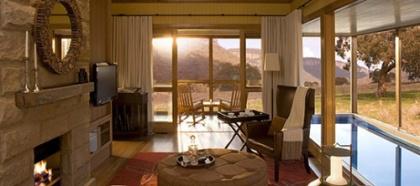 Wolgan Valley Resort, Wolgan Valley (New South Wales)