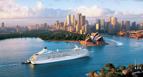 Luxury Cruise in Sydney
