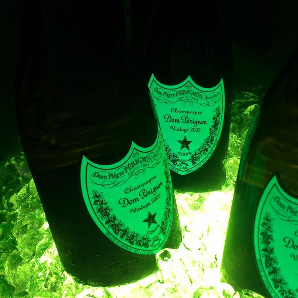 Dom-Perignon-Glow-in-the-dark