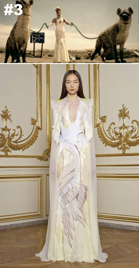 Givenchy Couture, Spring-Summer 2011