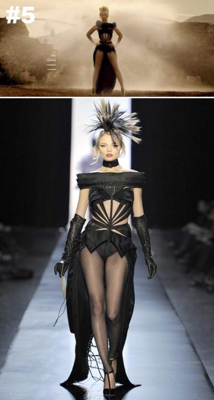 Jean Paul Gaultier Couture, Spring-Summer 2011
