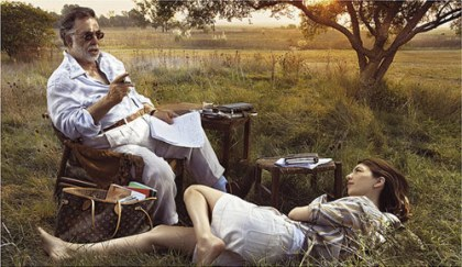 Francis Ford and Sofia Coppola
