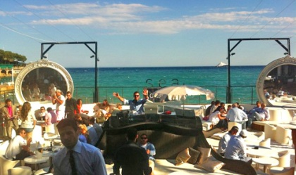 Monaco's Sea Lounge