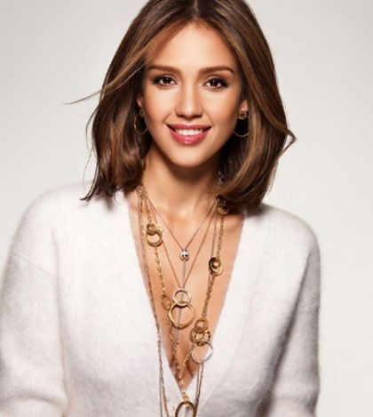 Jessica Alba for Piaget