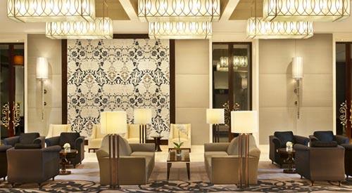 St. Regis Bangkok Hotel Lobby