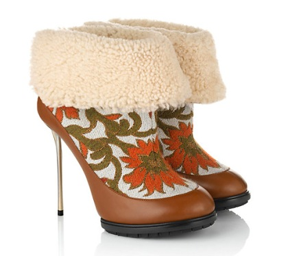 Bally Mame Ankle Boots