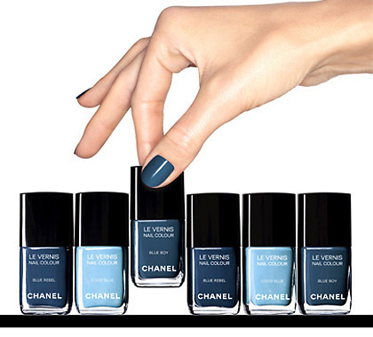 Les Jeans de Chanel – Limited Edition Nail Polish – Haute Today