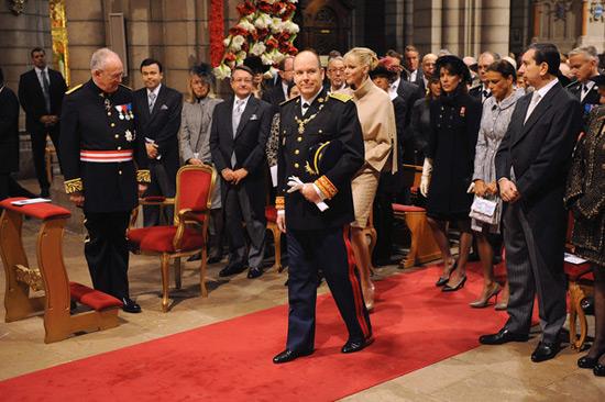 Monaco National Day 2011