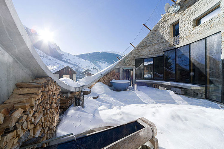 Снять на зиму дом в испании