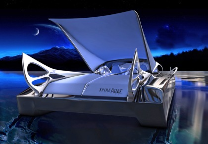 Spire Boat Concept