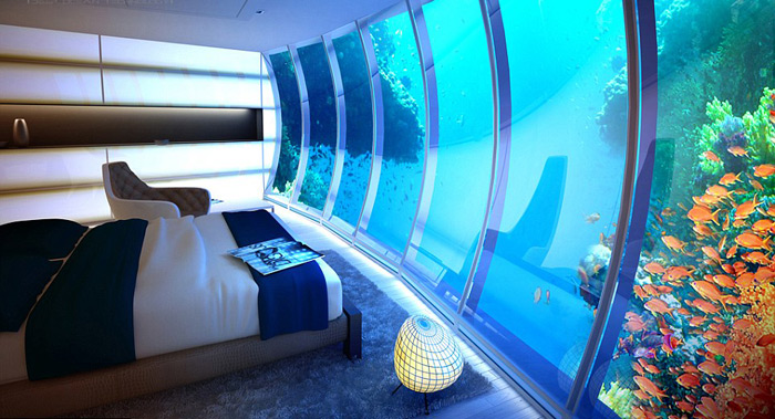 The Water Discus Hotel