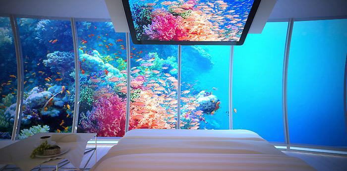 Haute today underwater hotel dubai 6 for Dubai six star hotel