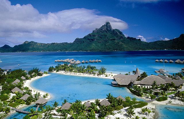 Bora Bora, Society Islands
