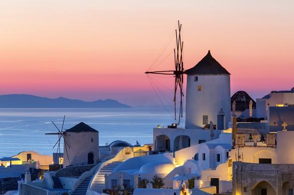 Santorini, Cyclades, Greece 2