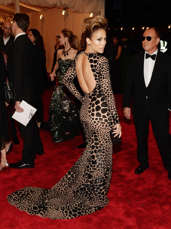 Jennifer Lopez in Michael Kors