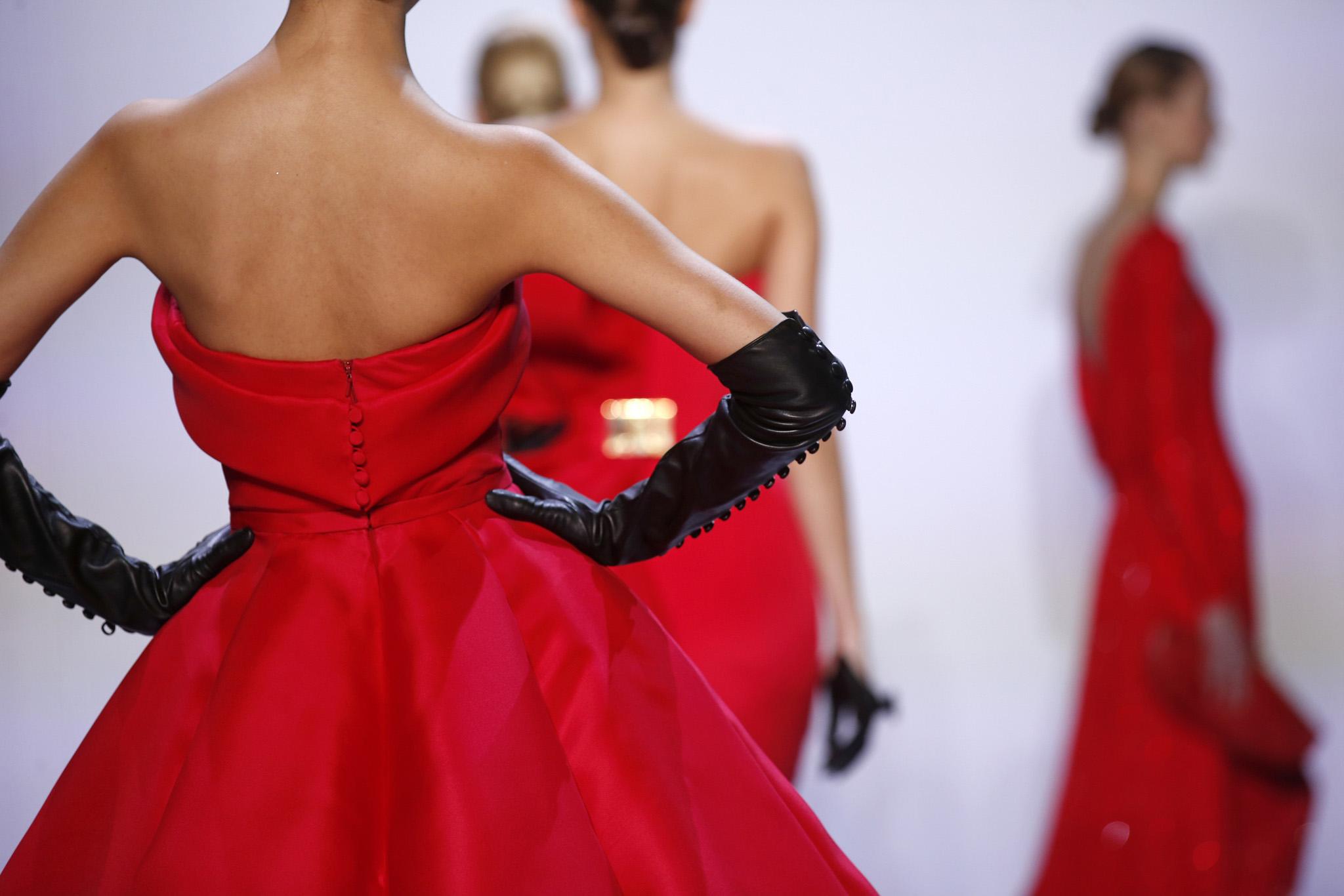 Ralph russo haute couture haute today - La chambre syndicale de la haute couture ...