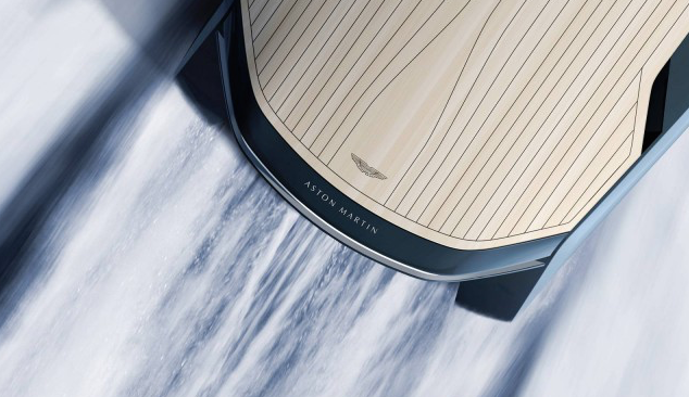 Haute Today Aston Martin Speedboat 2