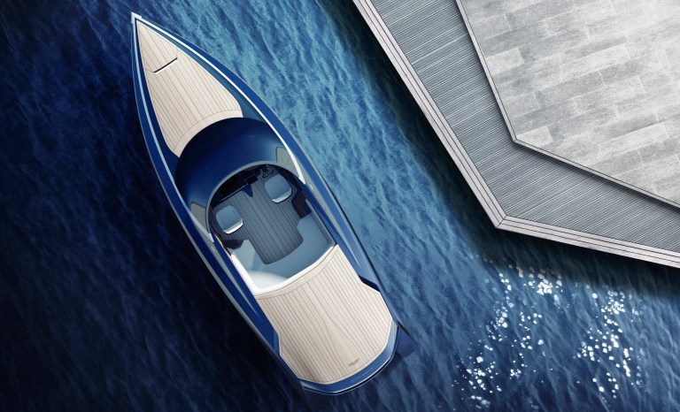Haute Today Aston Martin Speedboat