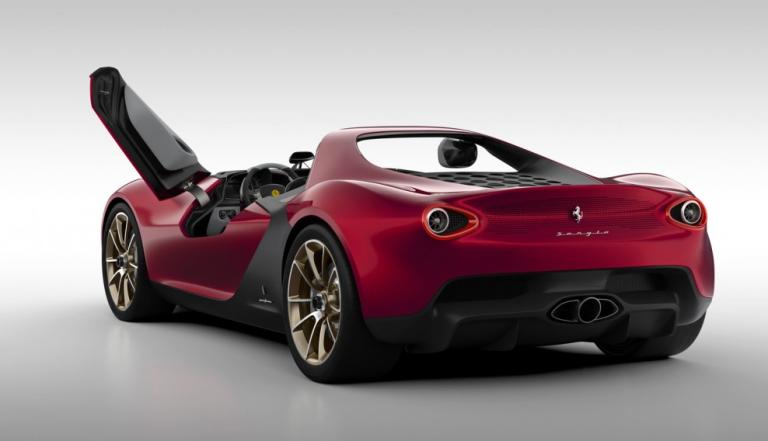 Haute Today Ferrari Sergio Concept 1