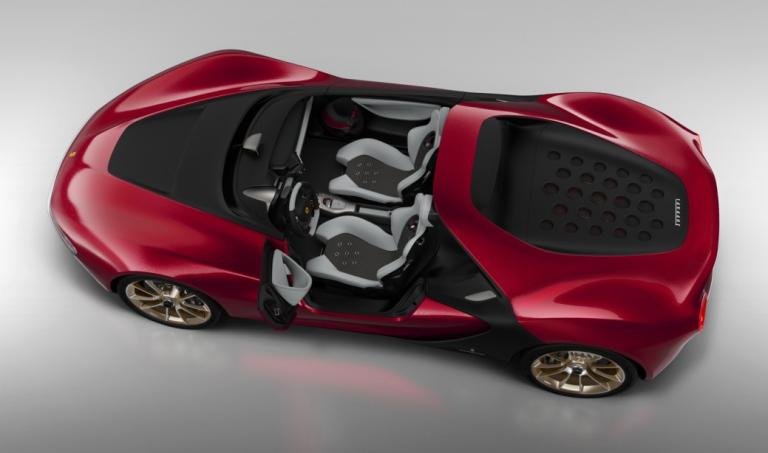Haute Today Ferrari Sergio Concept 2