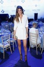 Bianca Brandolini at Leonardo DiCaprio Foundation Gala in St. Tropez