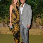 Chrissy Teigen and John Legend at Leonardo DiCaprio Foundation Gala in St. Tropez