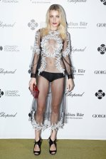 Jessica Stam at Leonardo DiCaprio Foundation Gala in St. Tropez