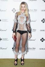 Jessica Stam at Leonardo DiCaprio Foundation Gala in St. Tropez