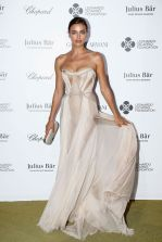 Irina Shayk at Leonardo DiCaprio Foundation Gala in St. Tropez
