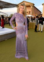 Kelly Rohrbach at Leonardo DiCaprio Foundation Gala in St. Tropez