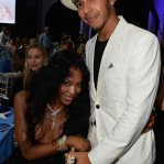 naomi-campbell-lewis-hamiltonNaomi Campbell and Lewis Hamilton at Leonardo DiCaprio Foundation Gala in St. Tropez