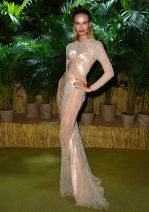Natasha Poly at Leonardo DiCaprio Foundation Gala in St. Tropez