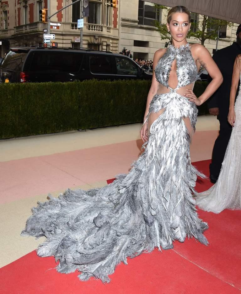 Rita Ora MET Ball 2016
