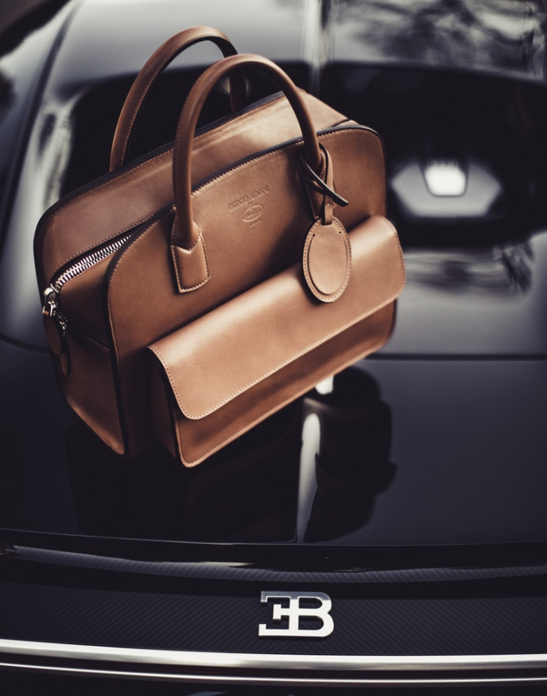 Giorgio-Armani-Bugatti-Leather-Bag