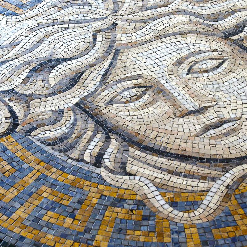 Haute-Today-Versace-Medusa-Logo-Tiles