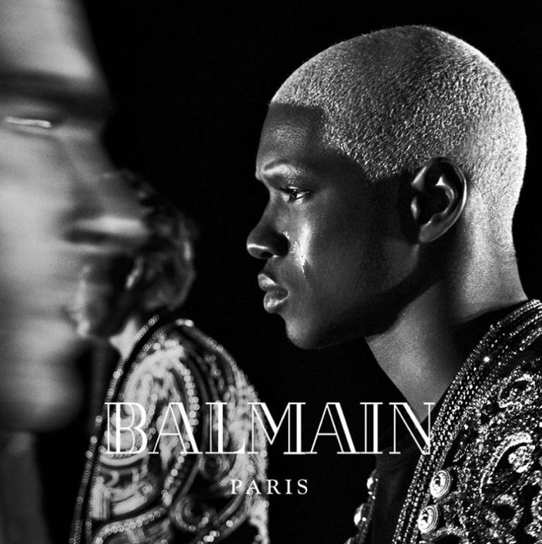 Balmain-Fall-2016-Campaign-Ronald-Epps