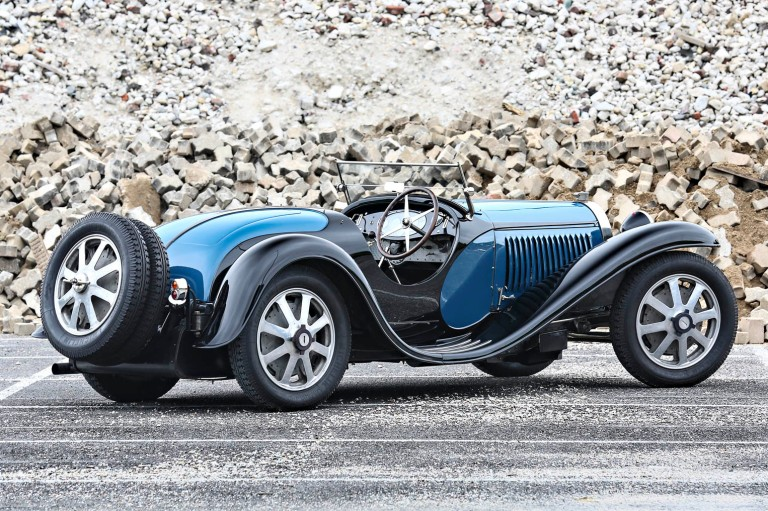 Haute-Today-1932 Bugatti Type 55 Roadster