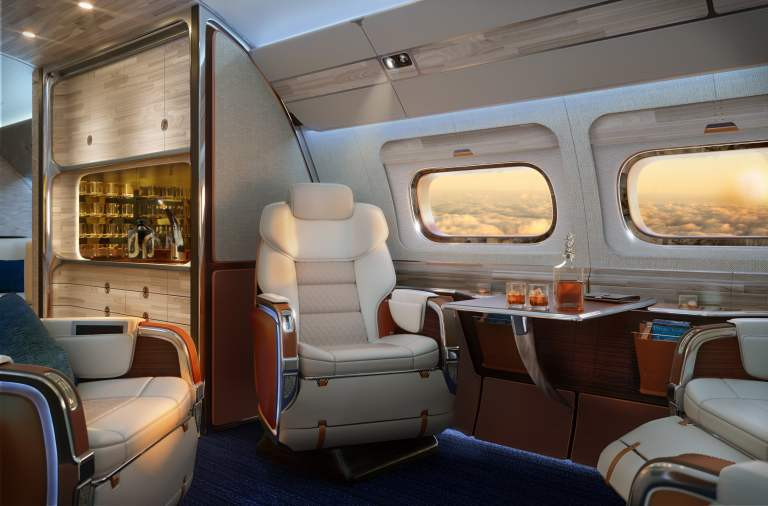 Haute-Today-SkyRanch-One-Private-Plane-Concept-Seats